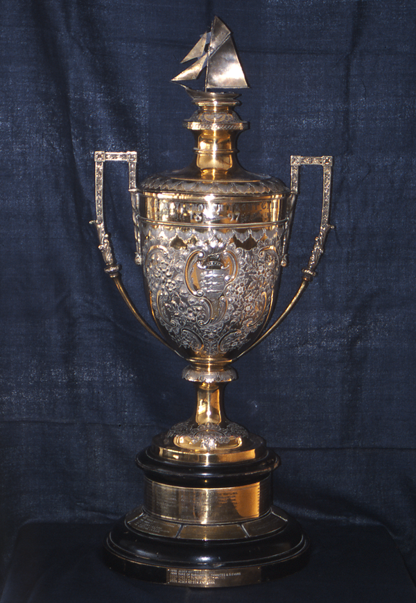 In 1911, the Great Yarmouth Yacht Club's Diamond Jubilee Challenge Cup was altered to enable competition between the three local One Designs. White boats have dominated the competition since the Second World War.