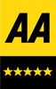 AA Star Rating - 5 Star