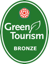 Enjoy England Green Tourism Award - Bronze