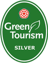 Enjoy England Green Tourism Award - Silver