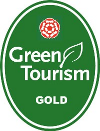 Enjoy England Green Tourism Award - Gold