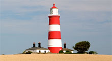 Gardens in Happisburgh