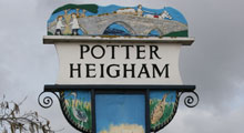Cottages in Potter Heigham