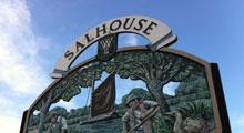 Canoeing in Salhouse