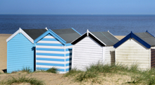 Cottages in Southwold