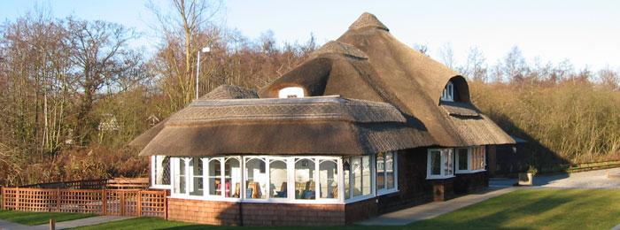 Cottages on the Norfolk Broads