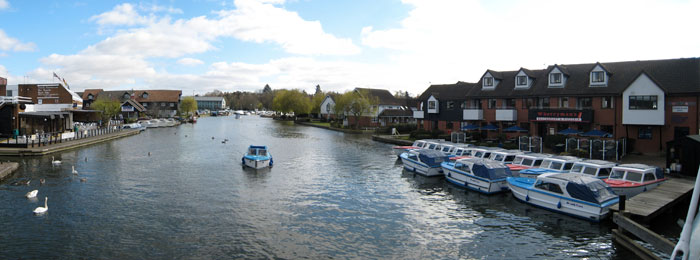 Day Boat Hire on the Norfolk Broads