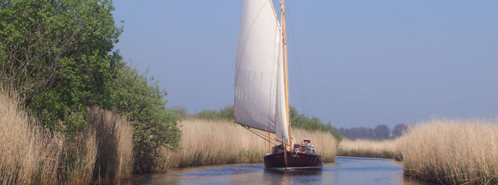 Boating Days Out on the Norfolk Broads
