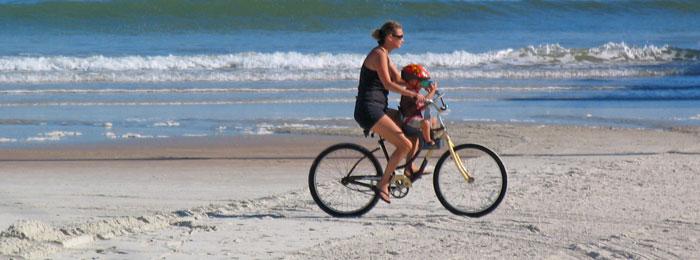 Biking on the Norfolk Broads