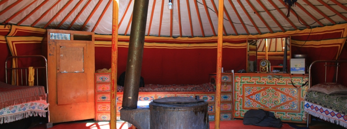 Glamping & Yurting in North Norfolk