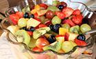 Fresh fruit at Dairy Barns