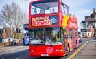 Norwich Open Top Bus Tour