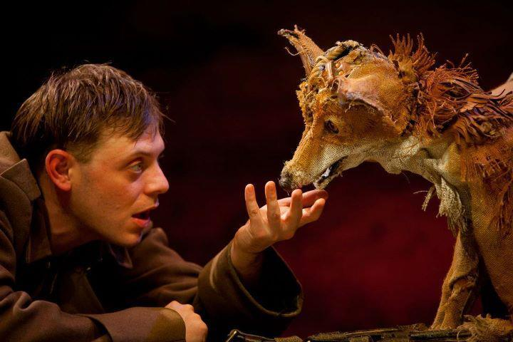 Dick King-Smith's 'The Crowstarver' comes to the Theatre Royal, Bury St Edmunds