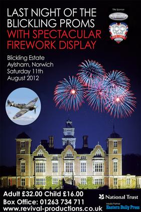 Last Night of The Blickling Proms