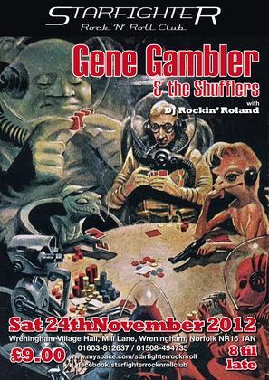 Gene Gambler & The Shufflers