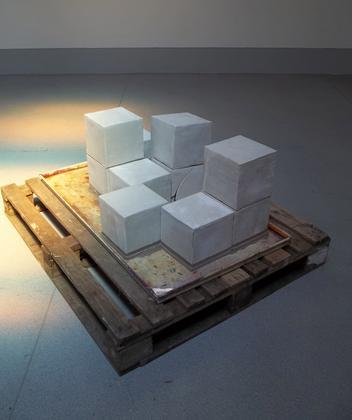 Exhibition: Sculpture Collapse