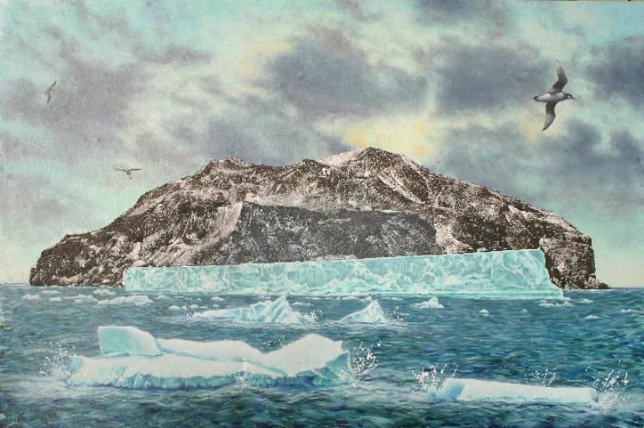 Deep South - Antarctica Exhibition Wymondham Arts Centre