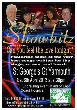 Showbitz! presents: 'Can You Feel the Love Tonight'