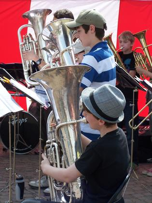 Wymondham Music Festival Launch – Saturday, May 11