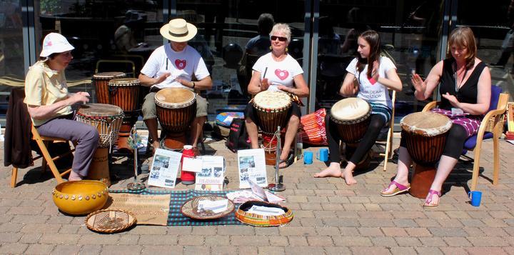 Wymondham Music Festival Town Busking Day