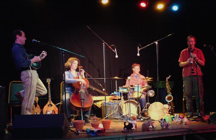 The Drones, The Toy Symphony  - Wymondham Music Festival