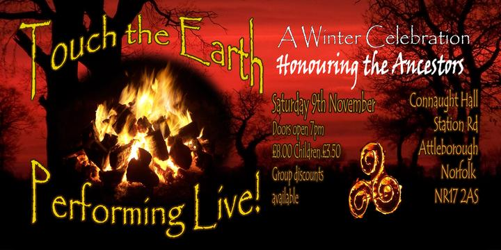 Touch the Earth Perfoming Live: A Winter Celebration: Honouring the Ancestors