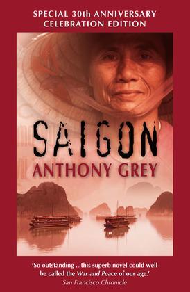 Meet Norfolk Author Anthony Grey at The Holt Bookshop