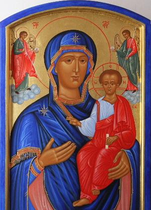 Norwich Cathedral – Praying with Icons – The Work of the Walsingham Iconographers
