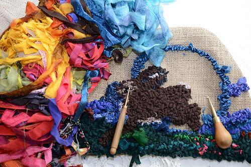Rag Rug Making - 2 day workshop