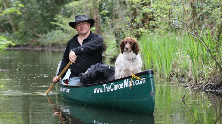 Canoe Trail Otter Spotting