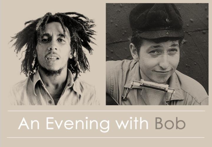 """An Evening With Bob"""