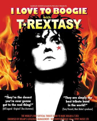 T Rextasy I Love to Boogie