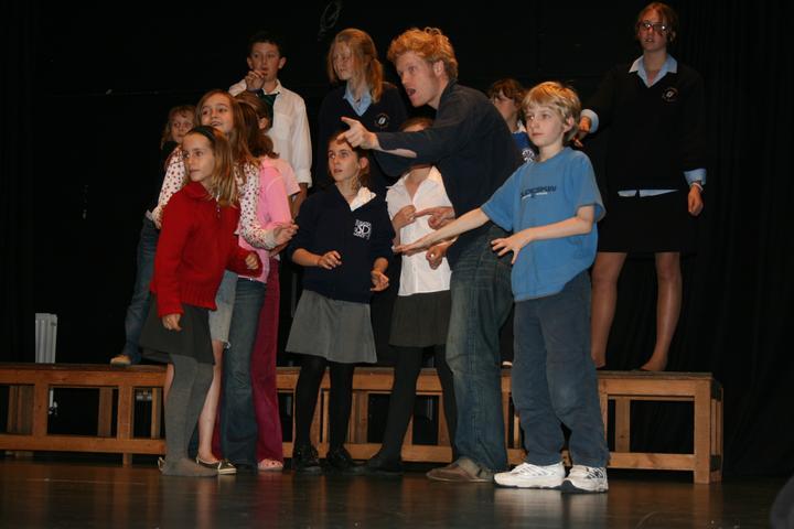'Brundibar' - a children's opera presented by Mahogany Opera Group and Jubilee Opera