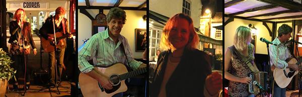 An Evening With Bob  - The Lion Inn Thurne - 8.30pm