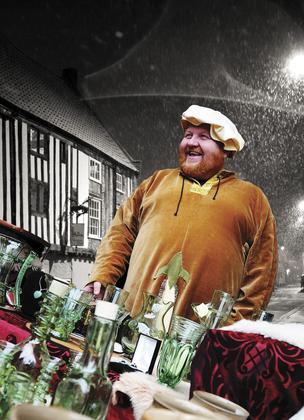 Dragon Hall's Medieval Christmas Market