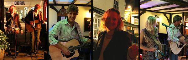 An Evening With Bob - The Ferry, Surlingham (afternoon)