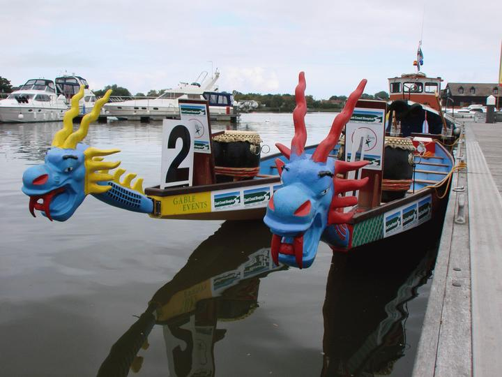 East Anglian Dragon Boat Festival 2015