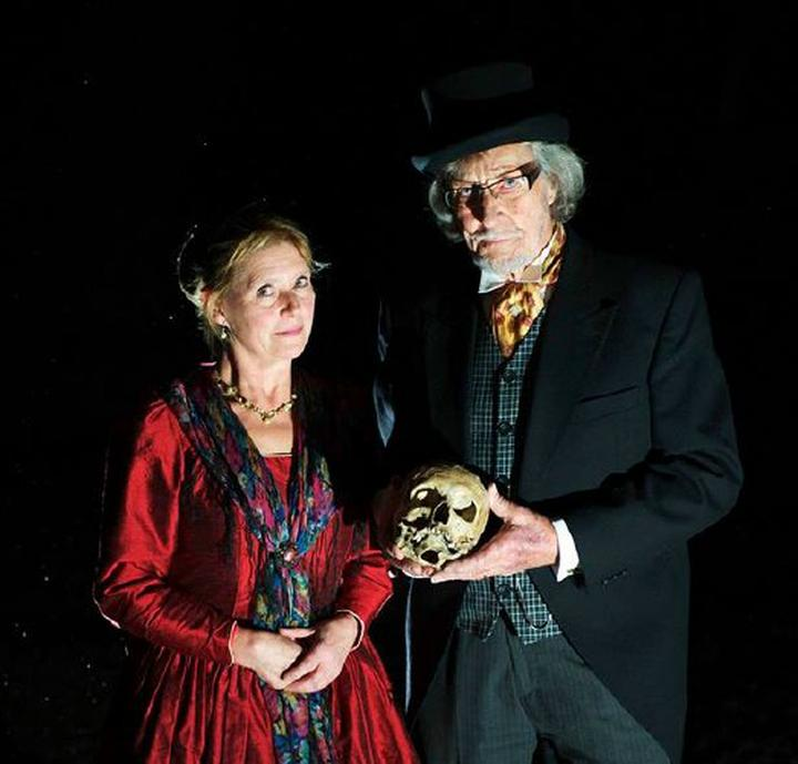 Ghost Walk at Fairhaven