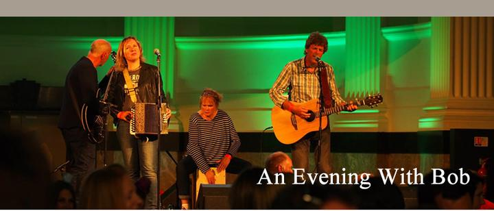 An Afternoon With Bob - At the Ferry House - 4.00pm