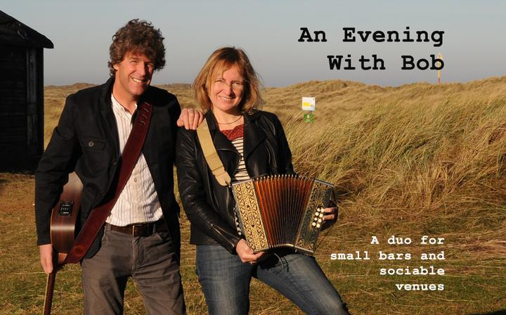 An Evening With Bob (band) - at The Cellar House, Easton - 6pm