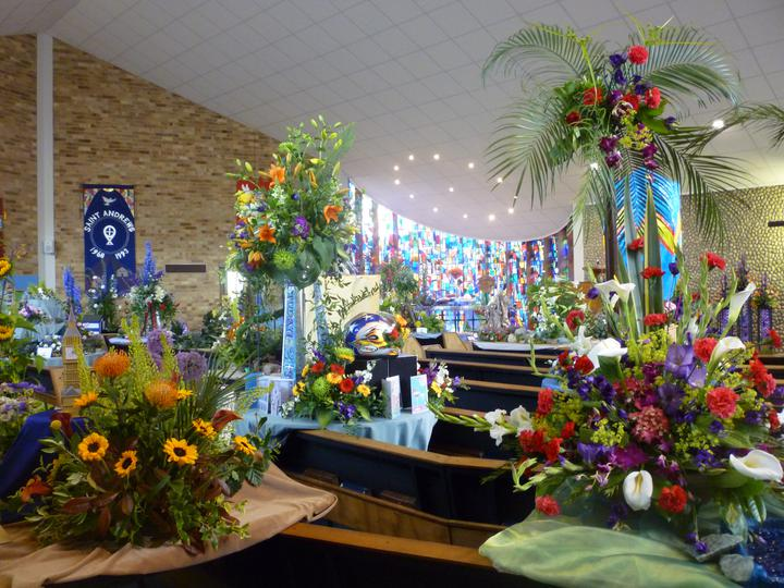 """Flower Festival """"A Touch of Wonder"""""""