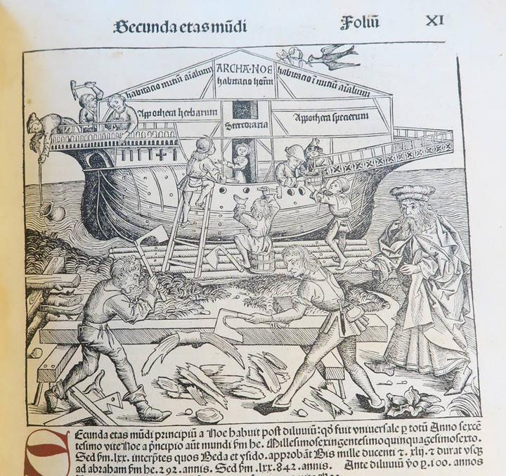 Unlocking the Archive: Norwich's Renaissance Books