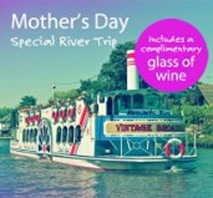 Mother's Day Special Boat Trip