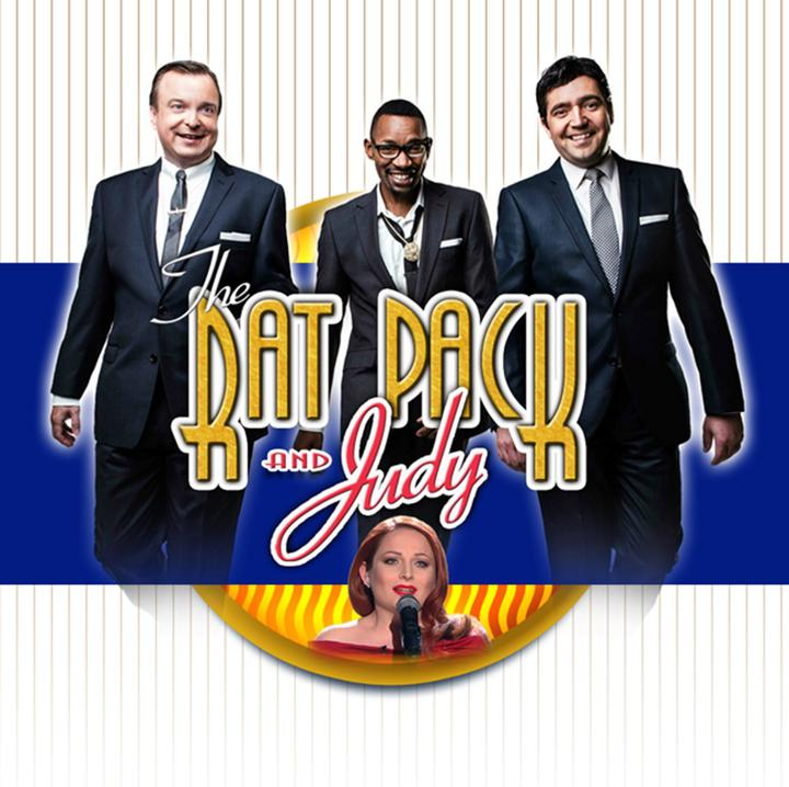Get happy with The Rat Pack and Judy on Sunday 13th March 2016.