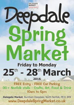 Deepdale Spring Market