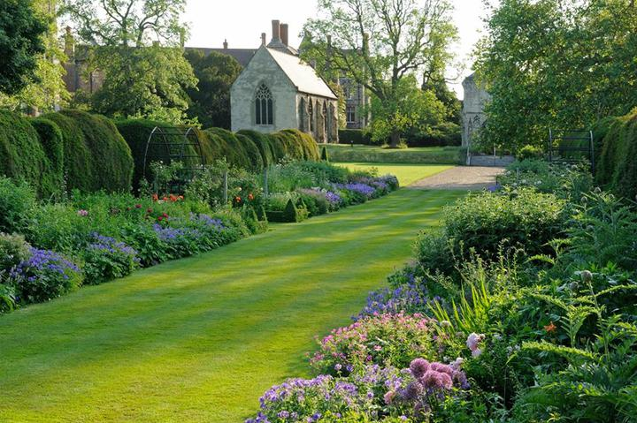 Bishop's House Open Garden in aid of Norfolk Deaf Association