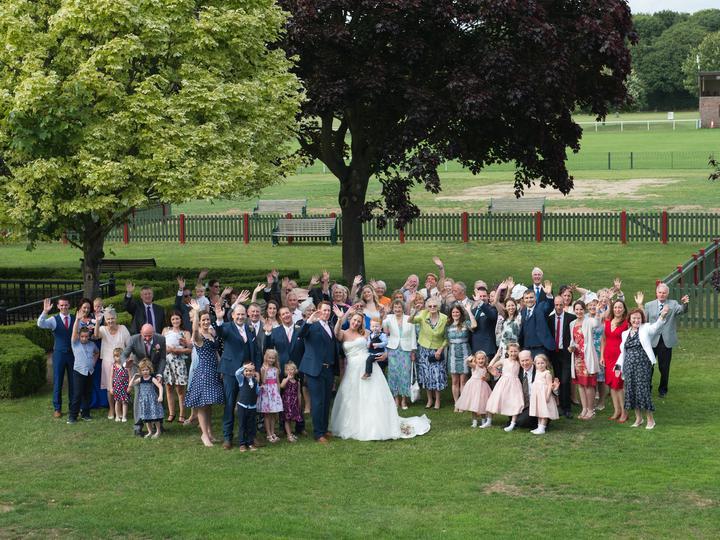 THE Wedding Fayre...! Trinity Park