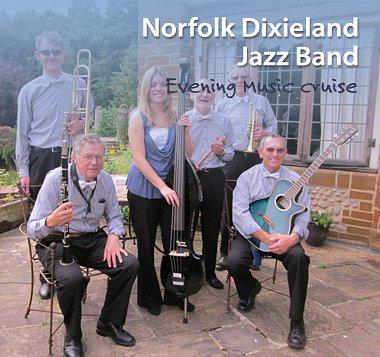 An evening on the Broads with the Norfolk Dixieland Jazz Band