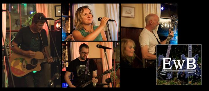 """'An Evening With Bob"""" band - The Ferry House, Surlingham - 6.00pm"""