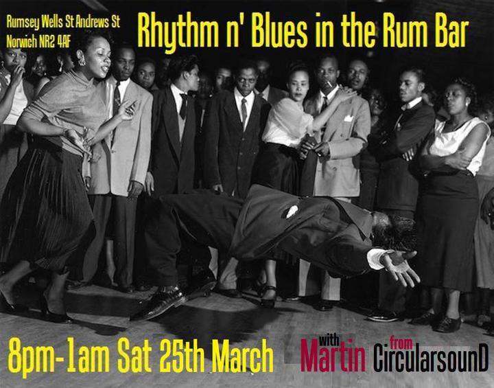 Rhythm n' Blues in the Rum Bar